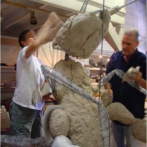 Sculpting services